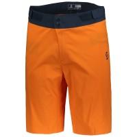 Pantaloni corti Mtb FOX Flexair Navy