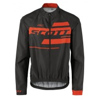 ANTIVENTO  SCOTT BICI RC TEAM 10 NERA/ARANCIO