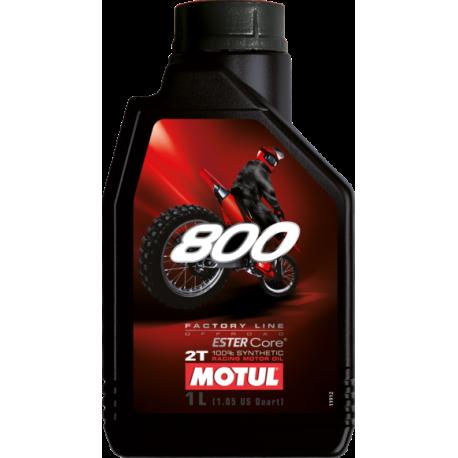 OLIO MISCELA MOTUL 800 2T