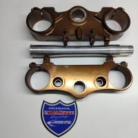 Piastre Motobase by kite  crf 250-450 iniezione