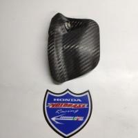 Protezione carbonio carter Accensione CRF 450 13-16 Leo Vince
