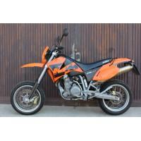 KTM LC4 640 2004 SuperMotard