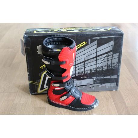STIVALI GAERNE RX2 BLACK-RED