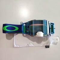 OCCHIALI OAKLEY FRONTLINE Blue/Green w/ PRIZM Sapphire