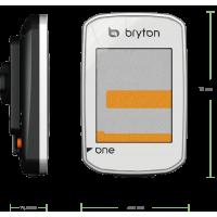 CICLO COMPUTER BRYTON RIDER 10
