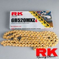 CATENA MOTOCROSS RK  GB520MXZ4